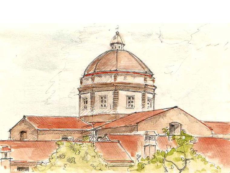 St. Parrocialle – Seneghe – Sardinien
